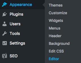 Popping the hood in WordPress